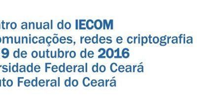ENCOM 2016 (Chamada para Participação)