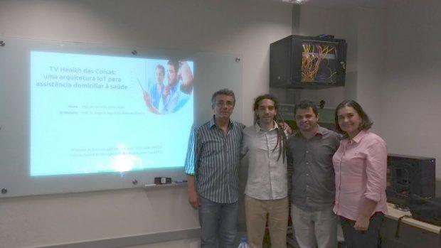 15a Defesa de Dissertação do PPGCC – Vitor de Carvalho Melo de Lopes