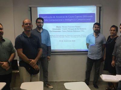 24a Defesa de Dissertação do PPGCC – Renato Francisco Pereira