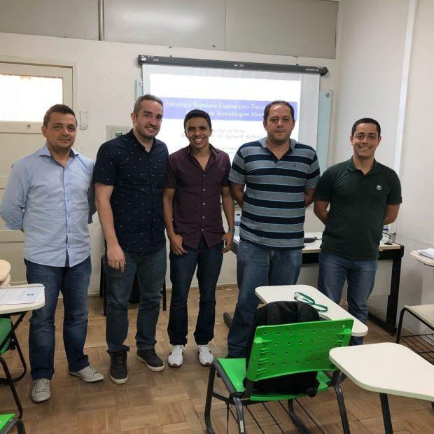 23a Defesa de Dissertação do PPGCC – Lucas Silva de Sousa