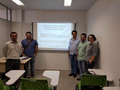 25a Defesa de Dissertação do PPGCC – Mateus Alves Vieira Neto
