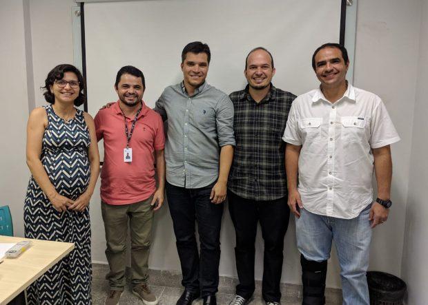35a Defesa de Dissertação do PPGCC – Gerson Vieira Albuquerque Neto