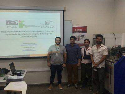36a Defesa de Dissertação do PPGCC – Aldísio Gonçalves Medeiros