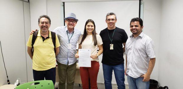 31a Defesa de Dissertação do PPGCC – Edilaine Santiago de Oliveira