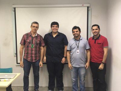 33a Defesa de Dissertação do PPGCC – Rafael Bruno Pessoa de Araújo